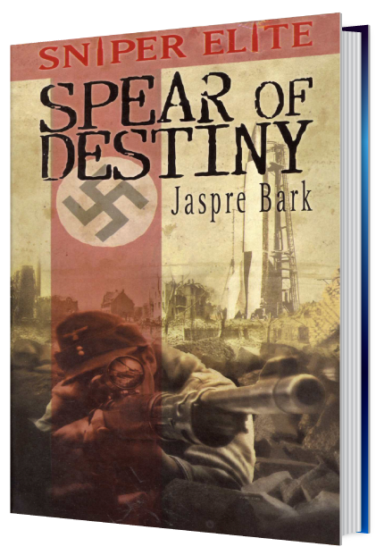 Spear of Destiny – book cover