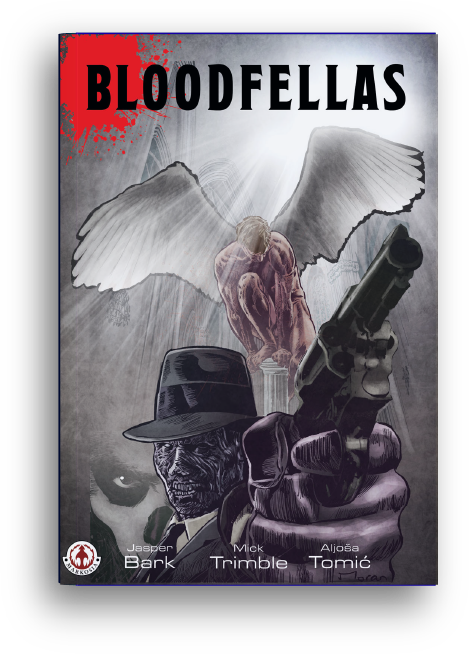 Bloodfellas – book cover