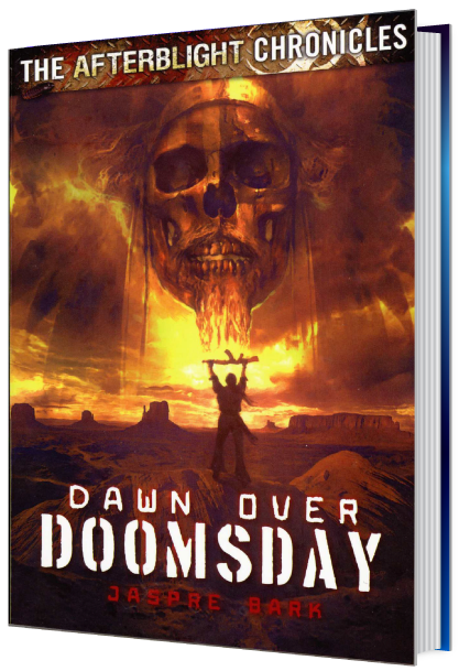 Dawn Over Doomsday – book cover