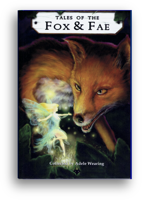Tales of the Fox & Fae – book cover