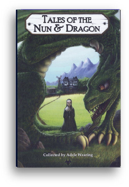 Tales of the Nun & Dragon – book cover