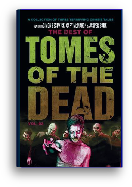 Tomes of the Dead – book cover