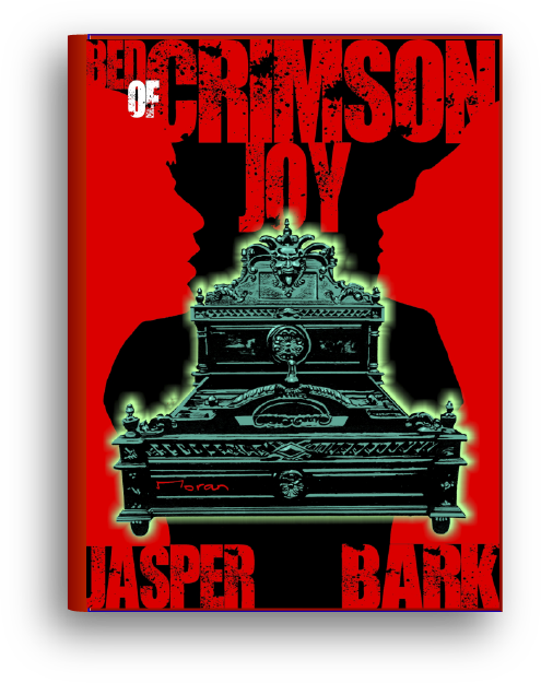 Bed of Crimson Joy – book cover