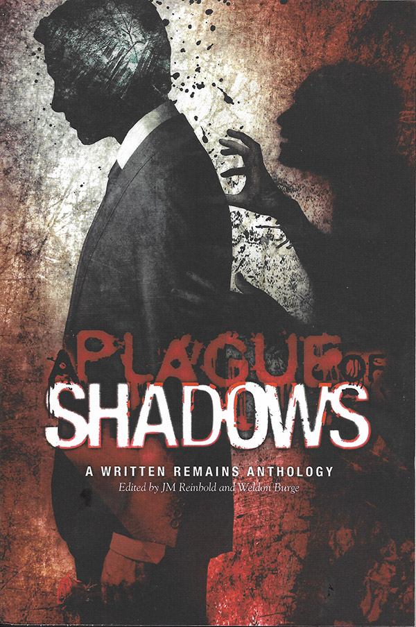 A Plague of Shadows -- book cover