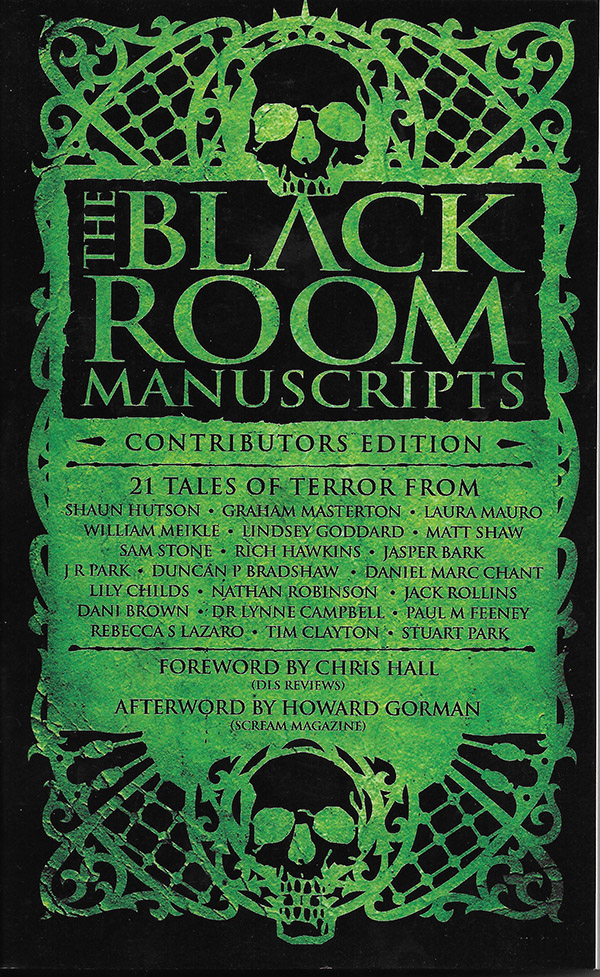 Black Room Manuscripts cover