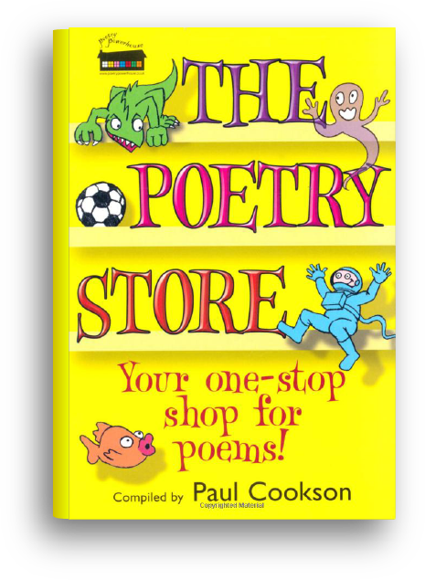The Poetry Store -- book cover