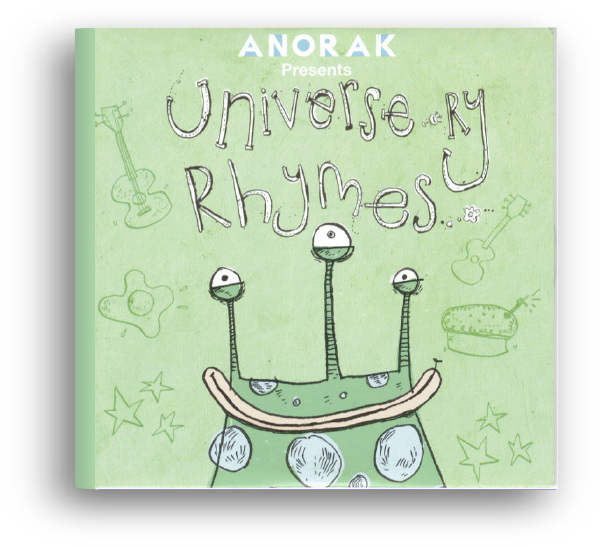 Universary Rhymes -- book cover